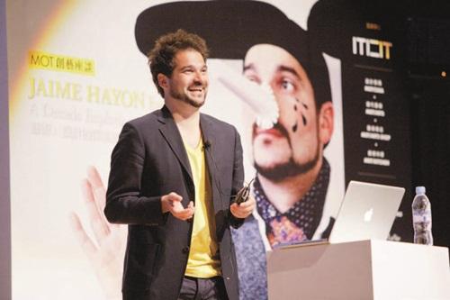 大膽、獨特、幽默,西班牙設計師Jaime Hayon的創作遊戲