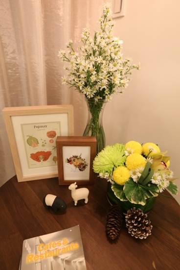 【新春設計講】簡單大方 用花香迎接新年-九禾室內設計