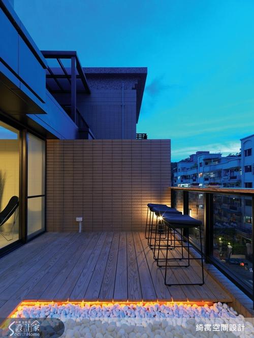 整理出讓家舒適好住的格局,再以燈光施展氣氛魔法