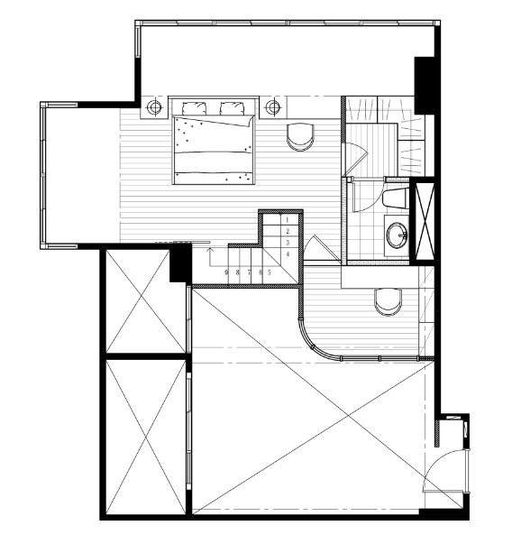 2樓 平面圖提供_漫舞空間設計