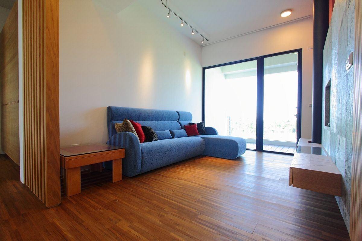 多款的沙發模型加上數百種花色搭配,創造獨一無二的趣味混搭療癒。圖款式為阿布吉沙發