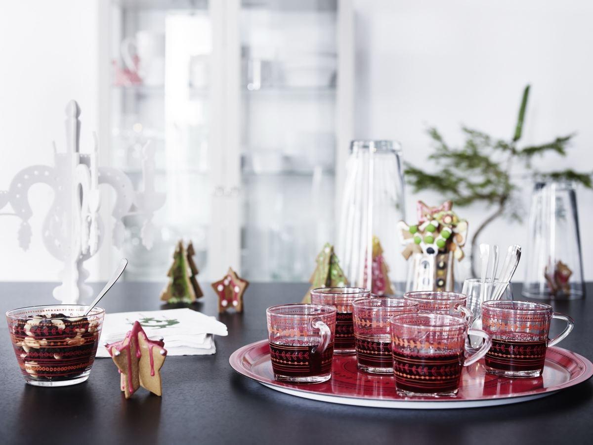 多種色彩鮮豔的應景餐具 讓你濃厚佳節氛圍替聖誕聚餐更添溫馨