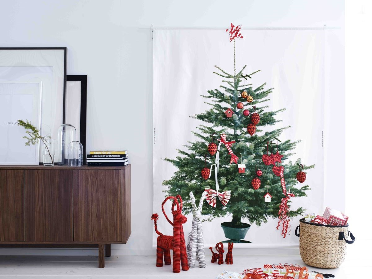 IKEA 聖誕商品 讓你用色彩搭配輕鬆打造居家北歐聖誕氛圍