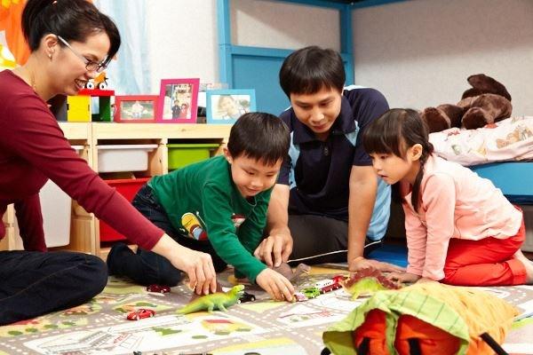 將活潑氛圍注入兒童房,打造父母與孩子居家遊樂場。