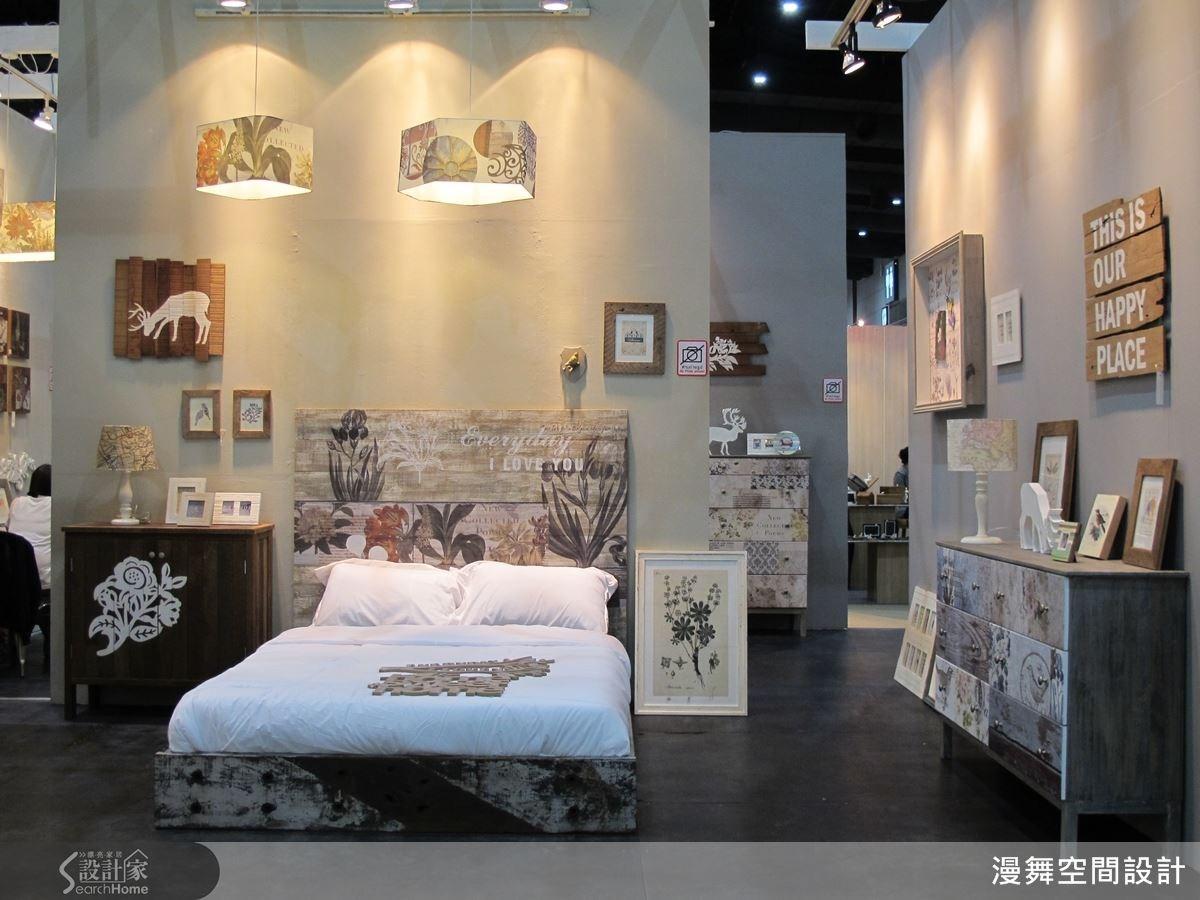 多樣化的設計讓家飾展中的飾品各自呈現自己特有的個性。