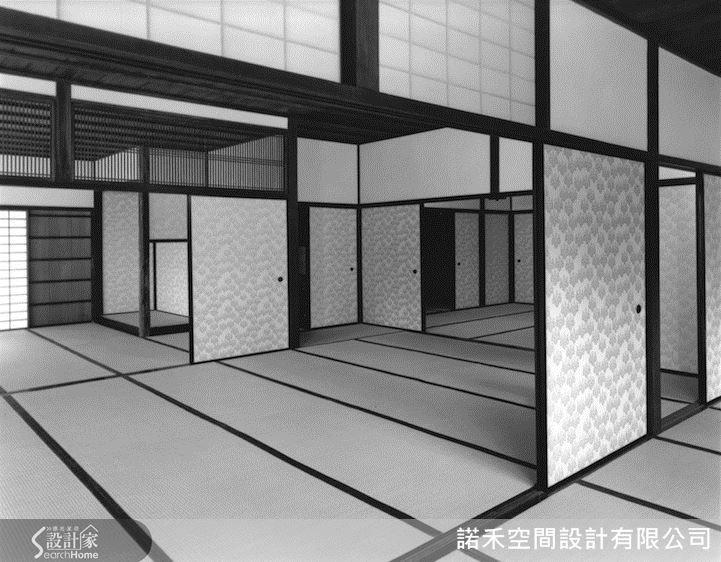 石元泰博逝於 2012 年,大師鏡頭底下的桂離宮充滿幾何俐落感。圖片翻攝網路