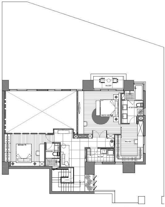 2 樓平面圖提供_九禾室內設計