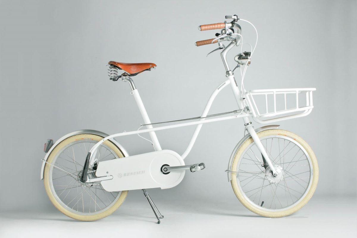 單車是最純粹的美感表現,結構即是外型,外型即是結構。  圖片提供_器研所