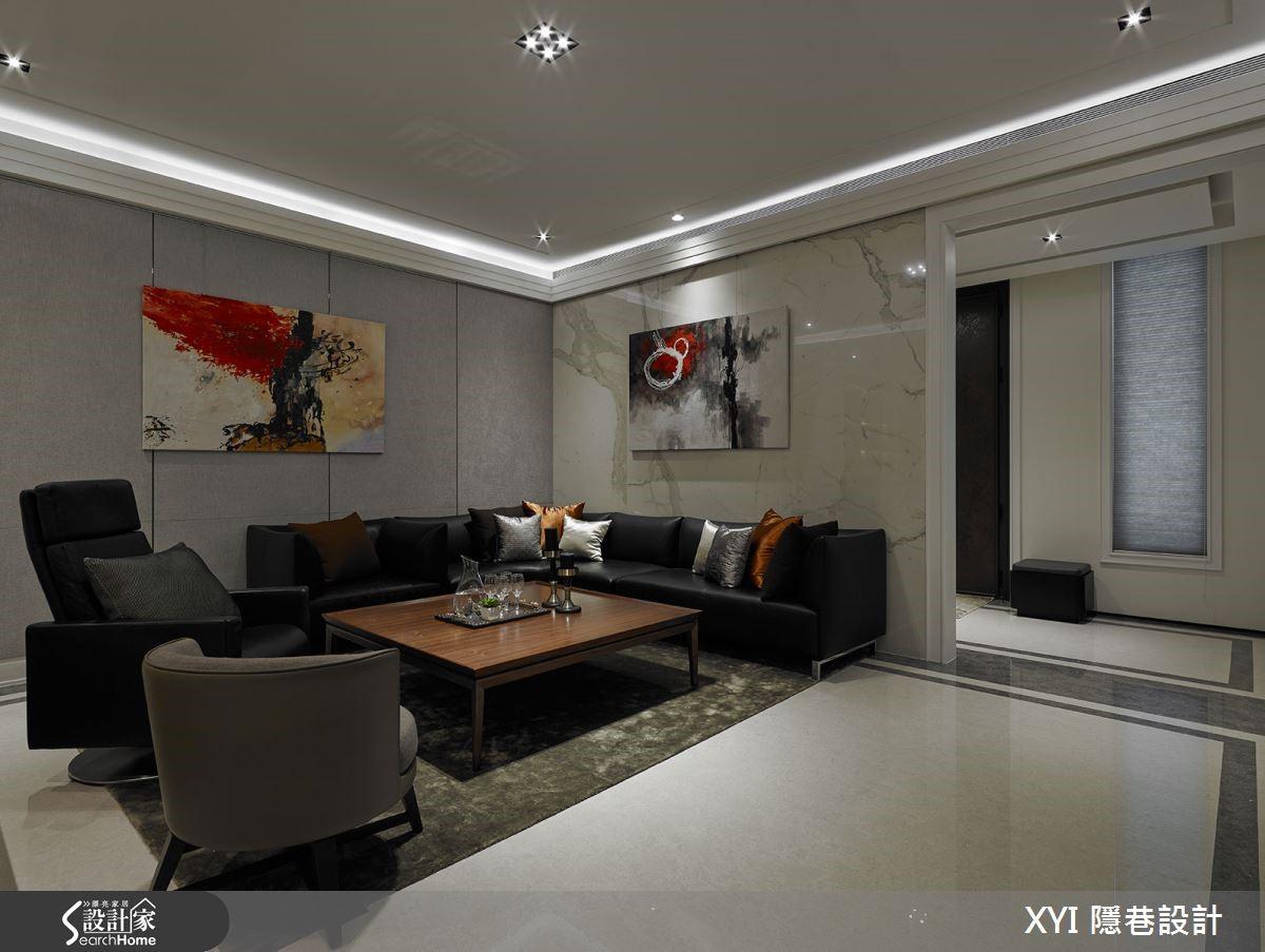 一棟別墅兼具三種風格,同時滿足一家人需求,讓質感和設計兼具,完成屋主心目中的夢想宅邸。