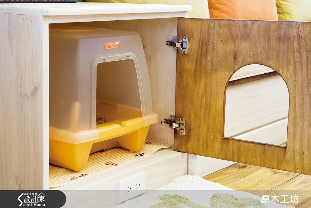 從家具、家飾到寵物用品,李佳鈺設計師擅長以木設計為出發,並且融入濃郁的個人特色。