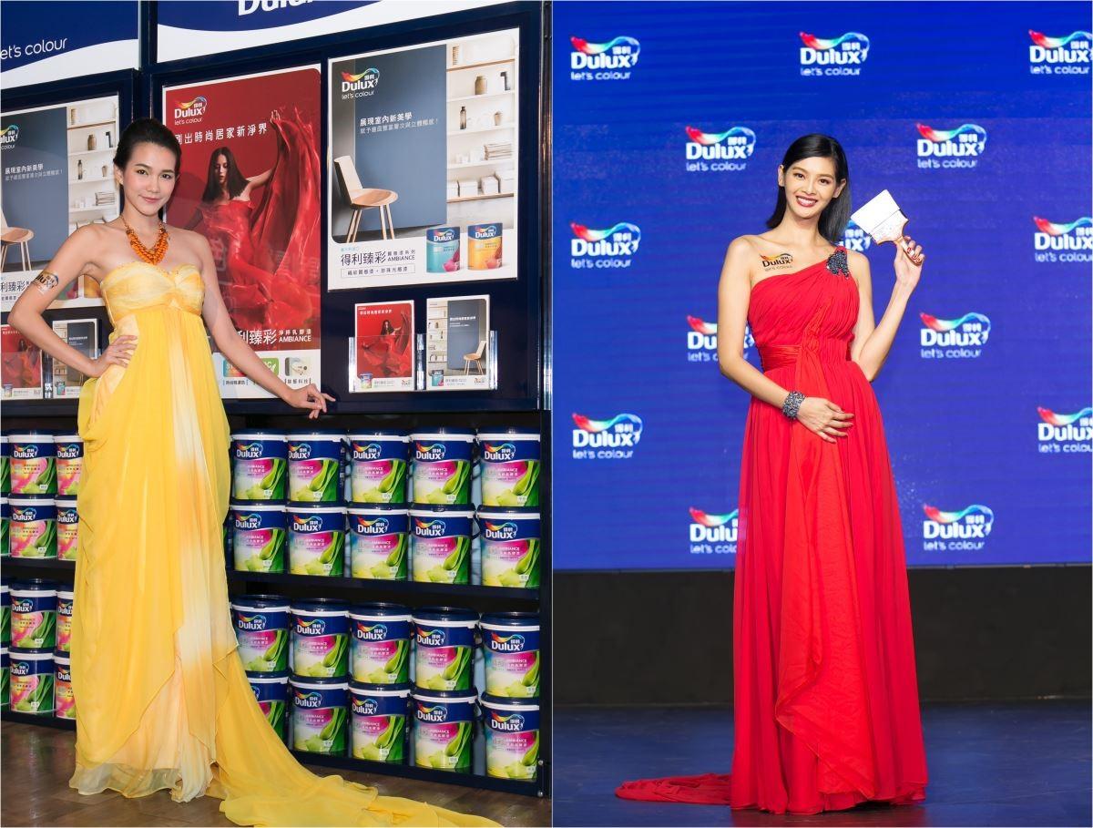 Dulux得利塗料臻彩淨粹乳膠漆系列特別與色彩專家合作。精選五種色彩專家精選色,讓消費者可以隨心配色輕鬆打造個人風格。