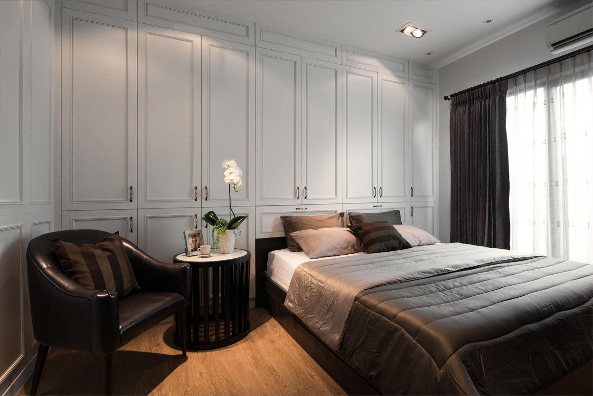 全室的系統居家美學設計上包含線條、材質、採光、配色的多方搭配與巧妙運用。