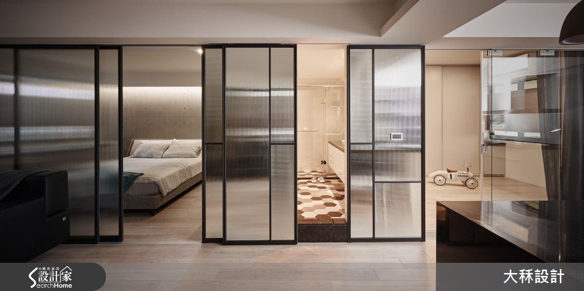 居家穿透感就靠它 8 種時尚、美感兼具的玻璃屏隔設計-設計家 Searchome