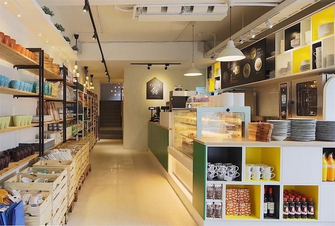 首度在賣場外推出獨立 IKEA FIKA ,提供瑞典美食餐飲及販售精選家飾商品。圖片提供_IKEA