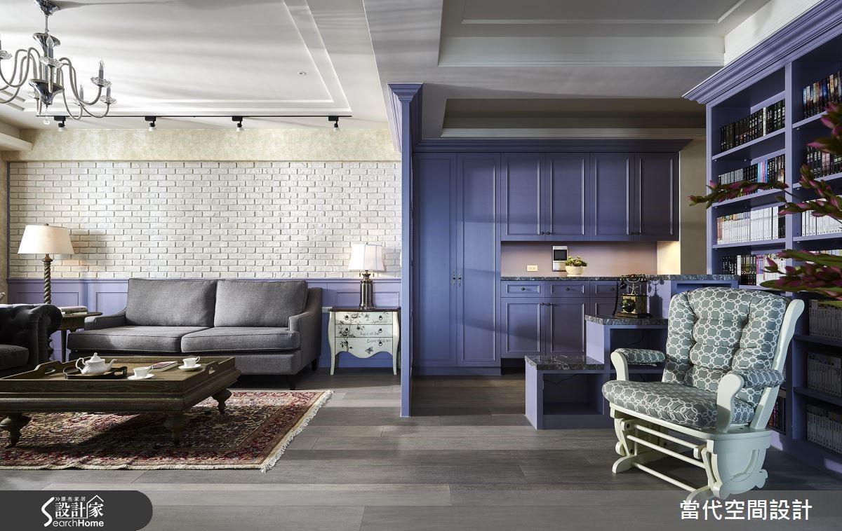 在外商公司擔任高階主管的屋主,將家視為療癒身心、放鬆休息的充電站。
