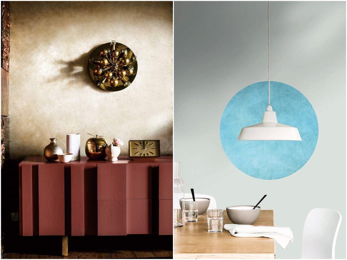 左: Luxury 奢華典藏 ; 右: Relaxing 舒活療癒