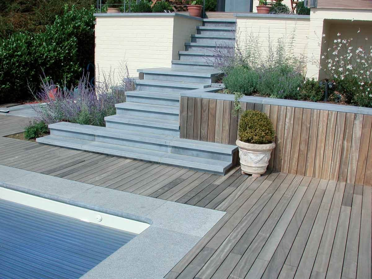 VETEDY 盧森堡露台花園木地板擁有 Softline®及Techniclic® 獨家專利隱藏式固定系統,提供持久25年保證,為環保健康耐久的戶外庭園地板解決方案。