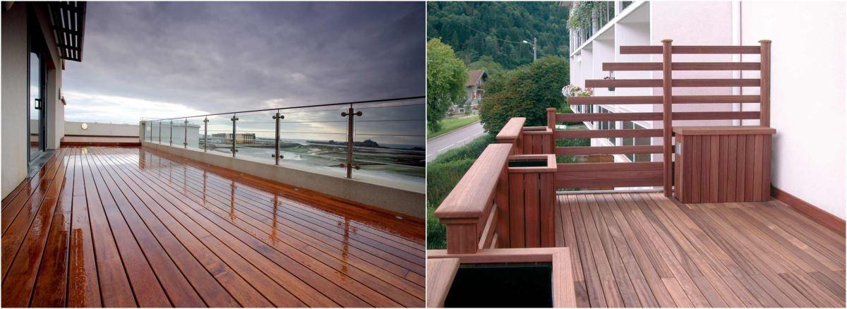 Softline® 露台花園地板,隱形式的固定在支架上,具有機械強度高的複合材料,提供產品耐久性。