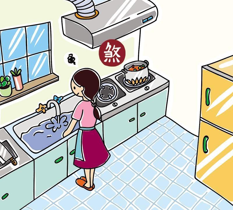 老是覺得廚房動線不佳,讓你身心燥熱嗎?快來檢視是否犯了這些風水問題吧!