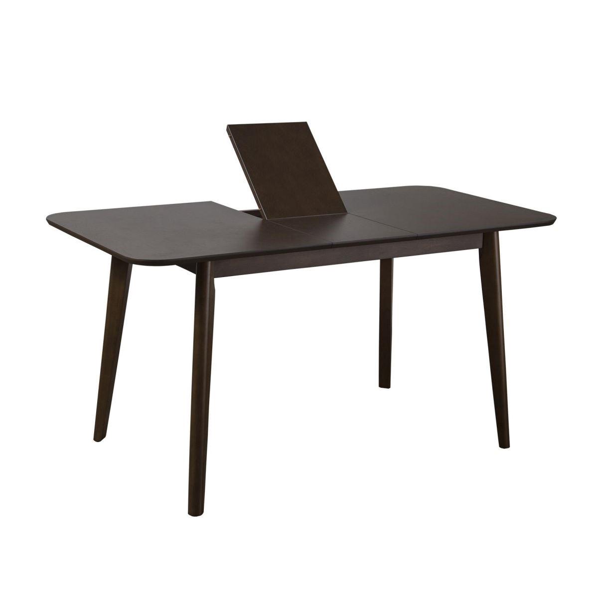 亞卡尼餐桌靈活變化的桌長,滿足 2 人至多人的使用需求,輕巧靈活有效釋放空間坪效。
