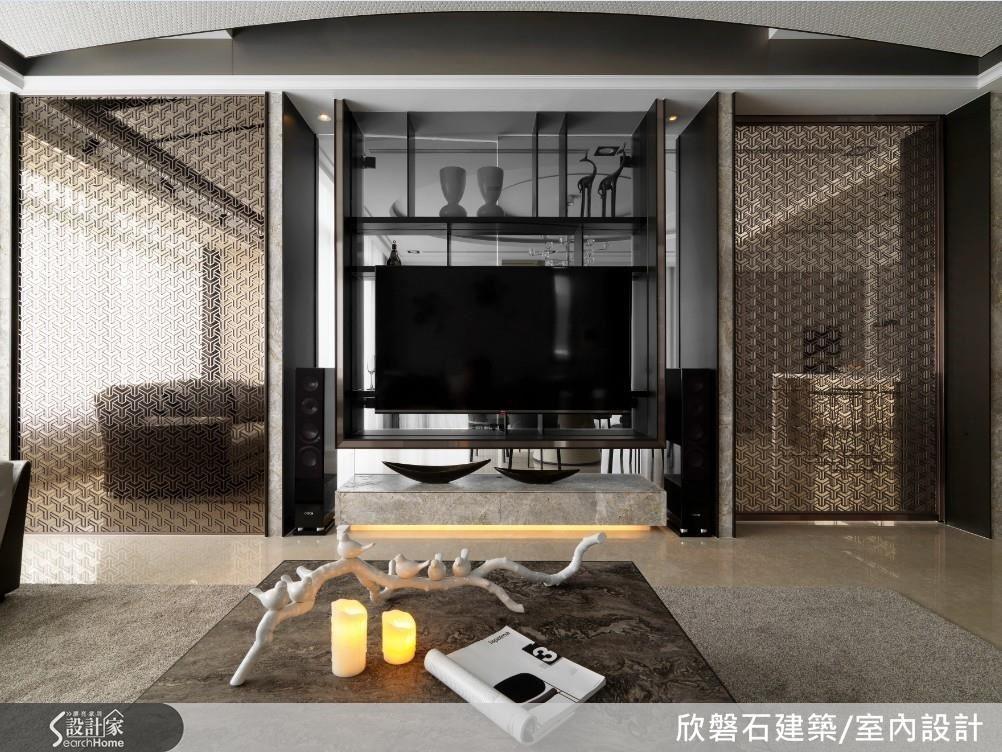 創新細琢,揮灑現代奢華的氣息構築設計層次豐富的別墅寓所,展現人文貴族之姿。