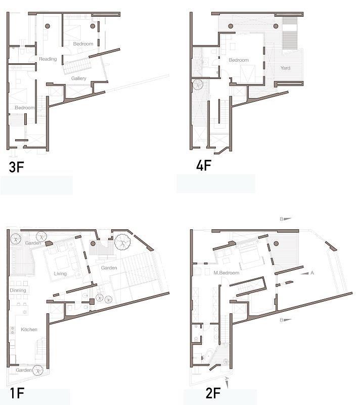 平面圖提供_董育綸建築師事務所