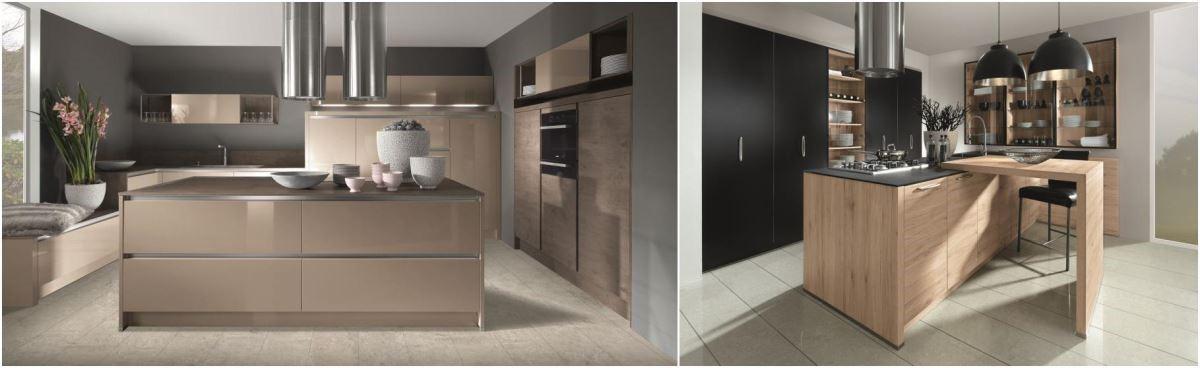 Schröder 施羅德廚具以「產品靈活性」名聞全球,能提供多元的技術解決方案和客製化的廚房設計,依據個人和空間形式不同,為客戶量身打造。(此為 3D 示意圖)
