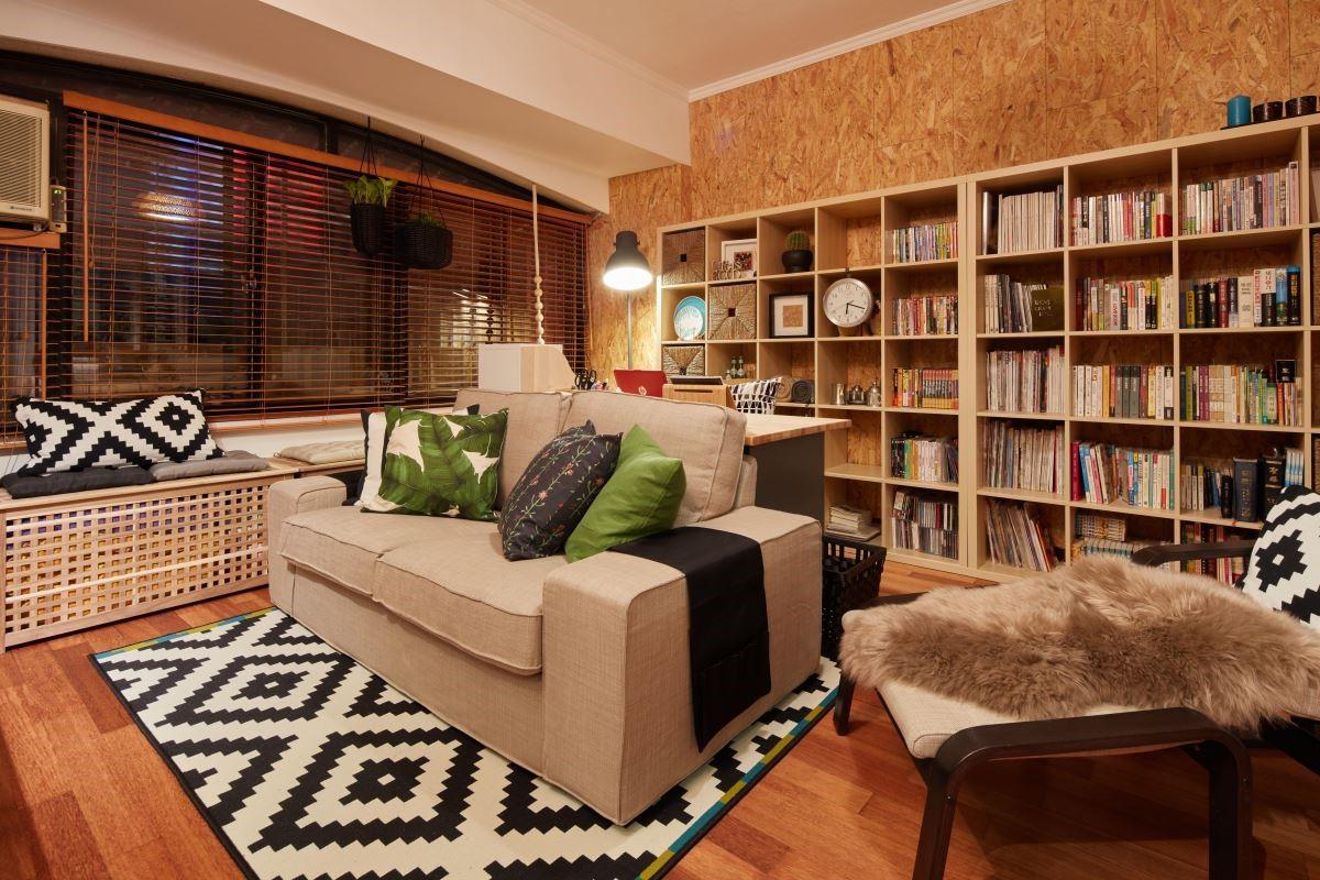 選對風格,更換合適的家具、家飾,讓老屋精彩變身度假感十足!