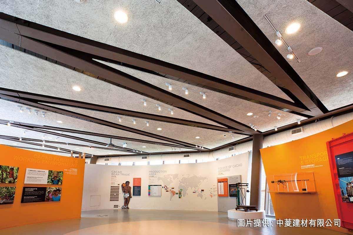 隨空間風格與造型設計,充滿編織感的表面易於營造出每個空間自有的獨特氣息。