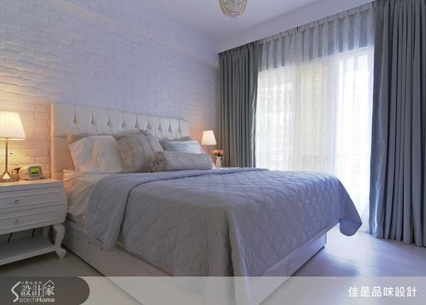 由於只有 1 人居住,提高臥房比例,就能獲得更舒適的生活空間。
