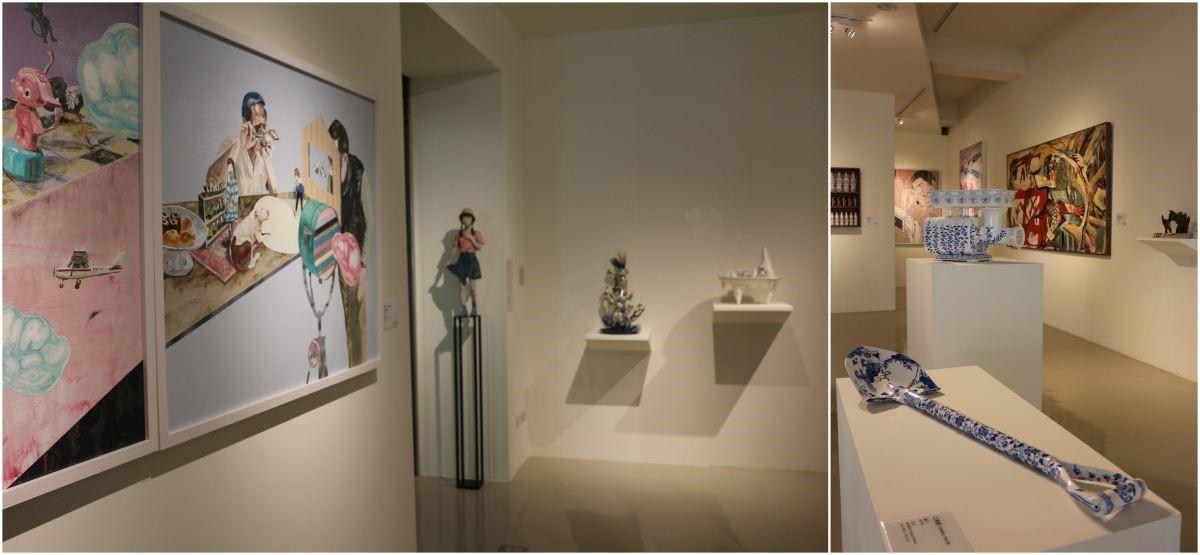 藝術銀行透過的藝術品租賃服務,讓藝術進入生活空間,帶來有趣又富有美感的設計美學。