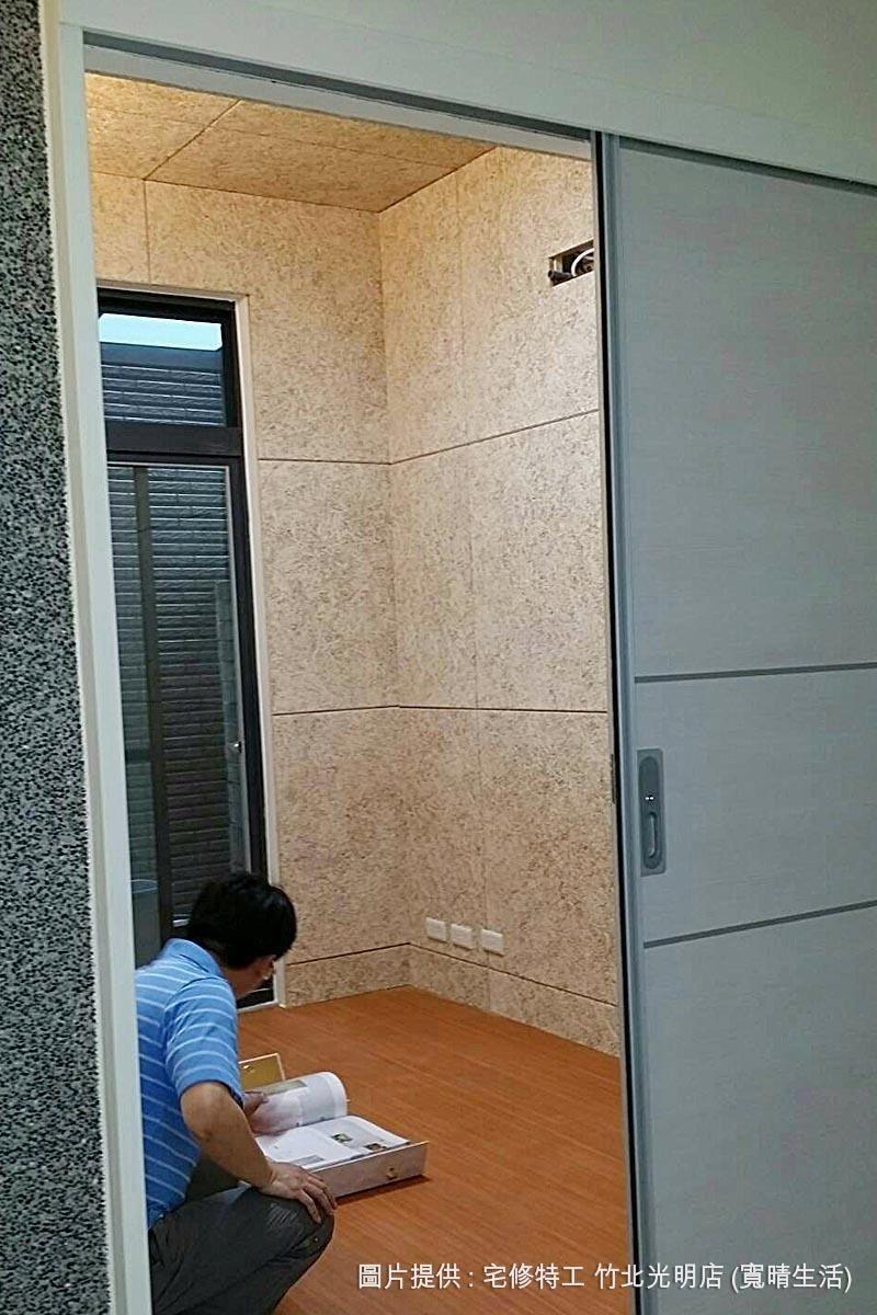 經過適當的切割與拼接,美絲板適用於各種天花板與牆面,帶來意想不到的各種優點。