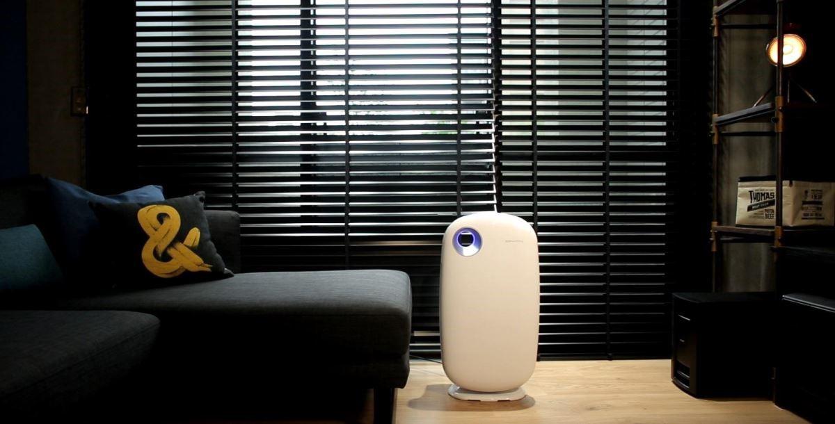 Coway 加護抗敏空氣清淨機 AP-1009。