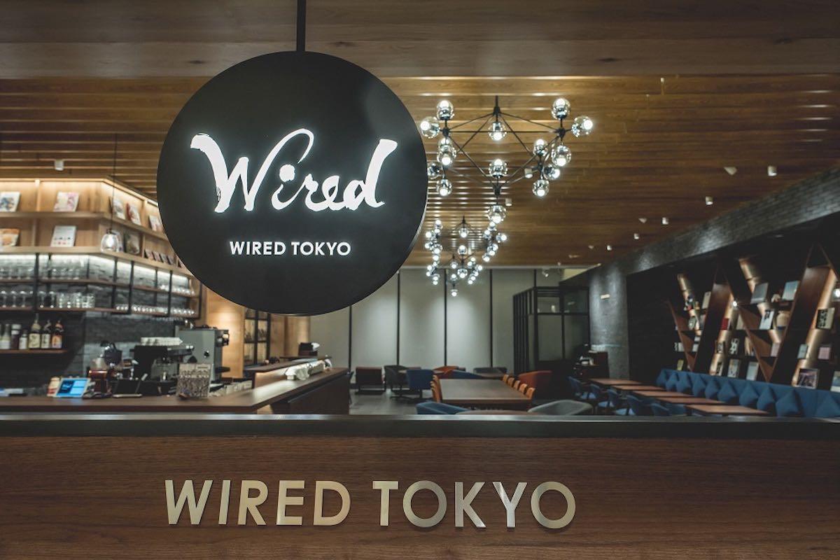 WIRED CAFE   圖片提供_TSUTAYA TAIWAN