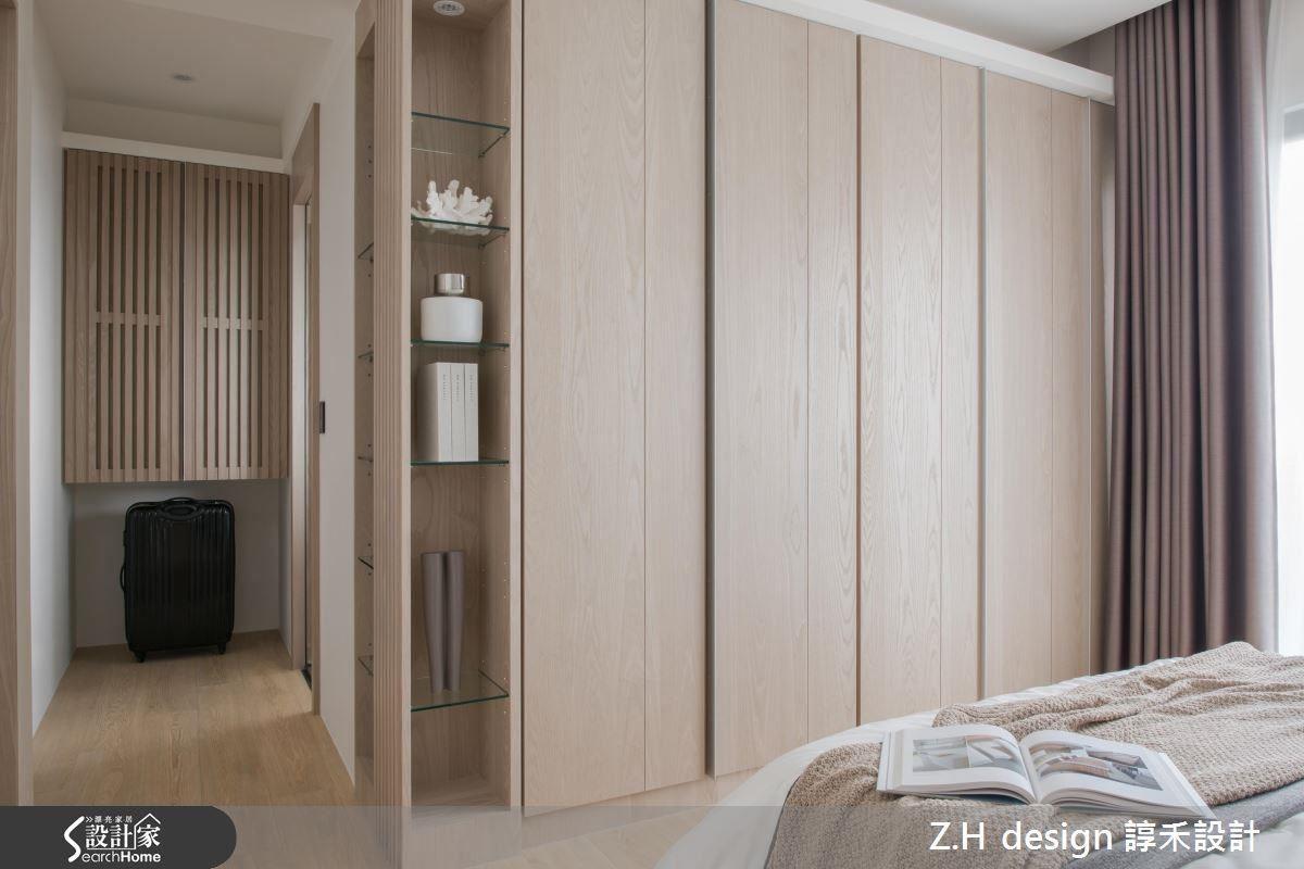 因應居住者的過敏體質,全室採用環保建材,房間內更多以手作感的木製家具營造溫暖氛圍。