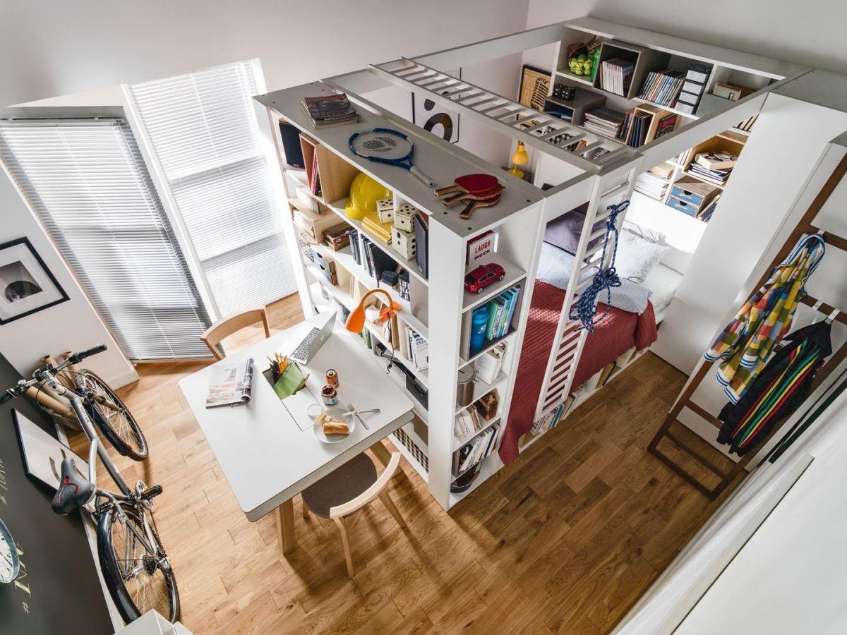 波蘭家具不只講究質感、安全和環保,新世代設計師還要因應時代需求,挑戰更具創意、更多元機能。