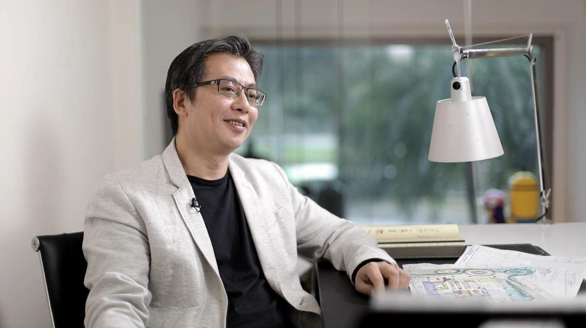 禹連泉老師鼓勵設計學子,在學期間盡可能力去玩、去突破、去創新,經驗多了就會發現自然條件會告訴你該怎麼去設計。
