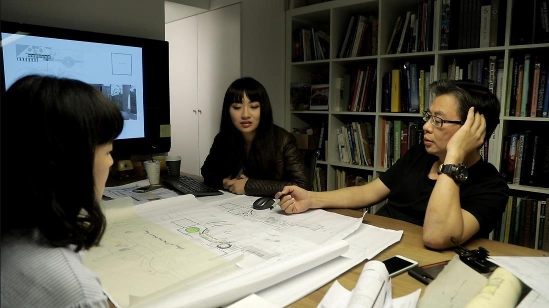 設計這條路很忙、很累,但熱愛設計的他們,覺得很有趣、很有成就感。