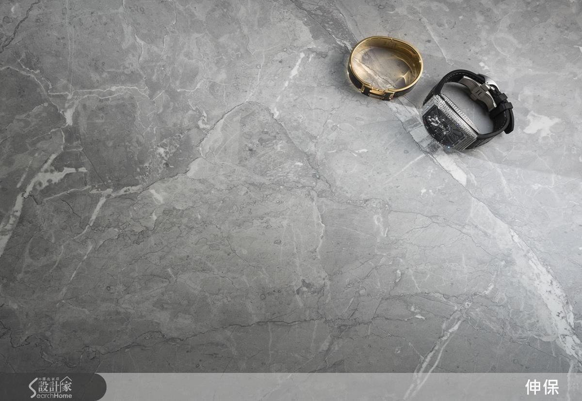 614白網石紋,簡約的白色調性,散發出獨特的溫暖特質,為空間增添低調奢華的時尚質感。