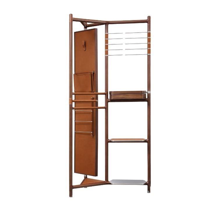 Les Nécessaires d'Hermès 系列家具,Groom 衣帽架。