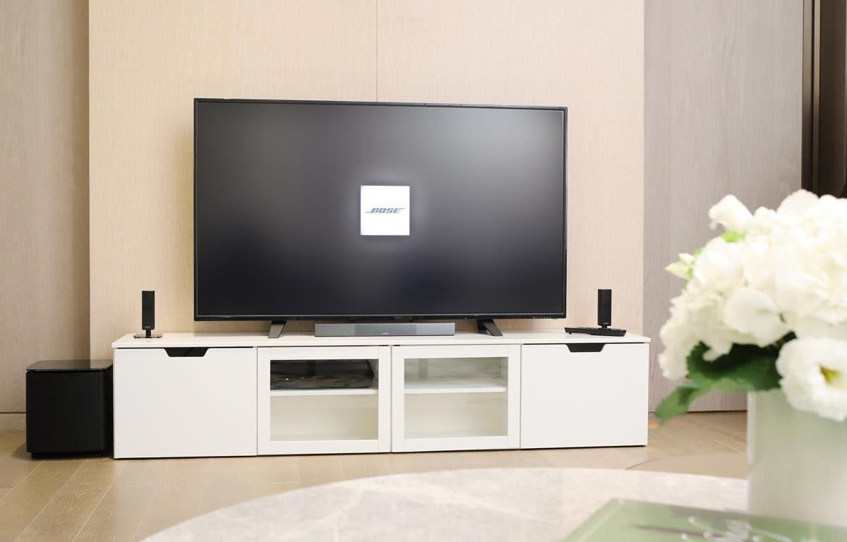 Bose Lifestyle 650 家庭娛樂系統將於 2017 年 4 月中旬正式在台上市