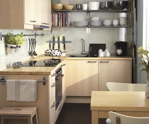 依照使用頻率分類廚具位置、適當增設五金與配件,都是讓烹飪過程具備調理與效率的好方法!