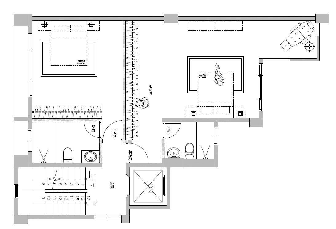 平面圖提供_蒔築設計_ 3F。