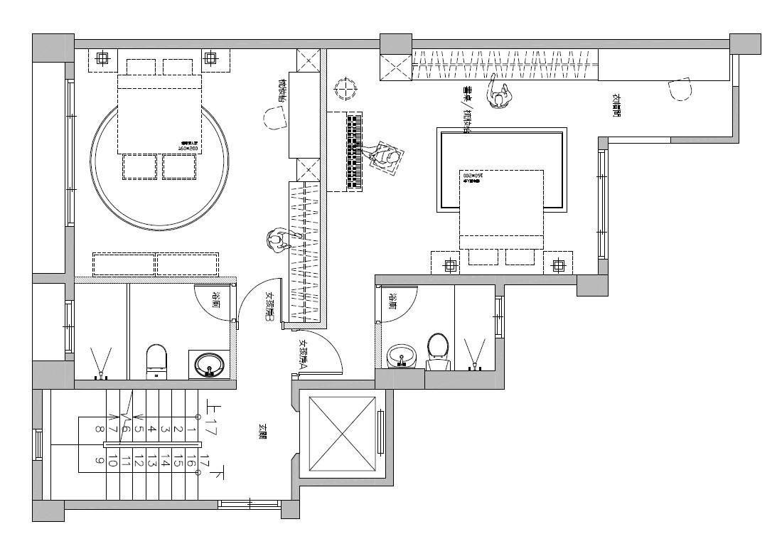 平面圖提供_蒔築設計_ 4F。