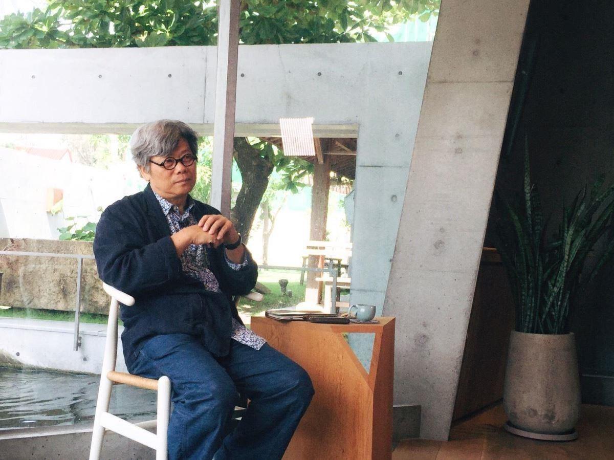 建築師毛森江。