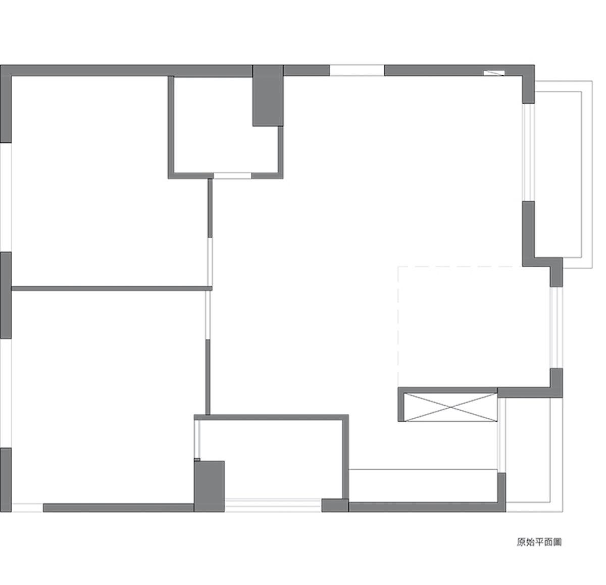 Before  圖片提供_Z 軸空間設計