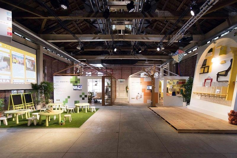 "IKEA宜家家居將從8月26日至9月3日於華山藝文中心紅磚區西五館舉辦「MAKE ROOM FOR LIFE- ""不只是客廳""生活展」,開放時間為每日早上11點至晚上6點,免費入場。圖片提供_IKEA"