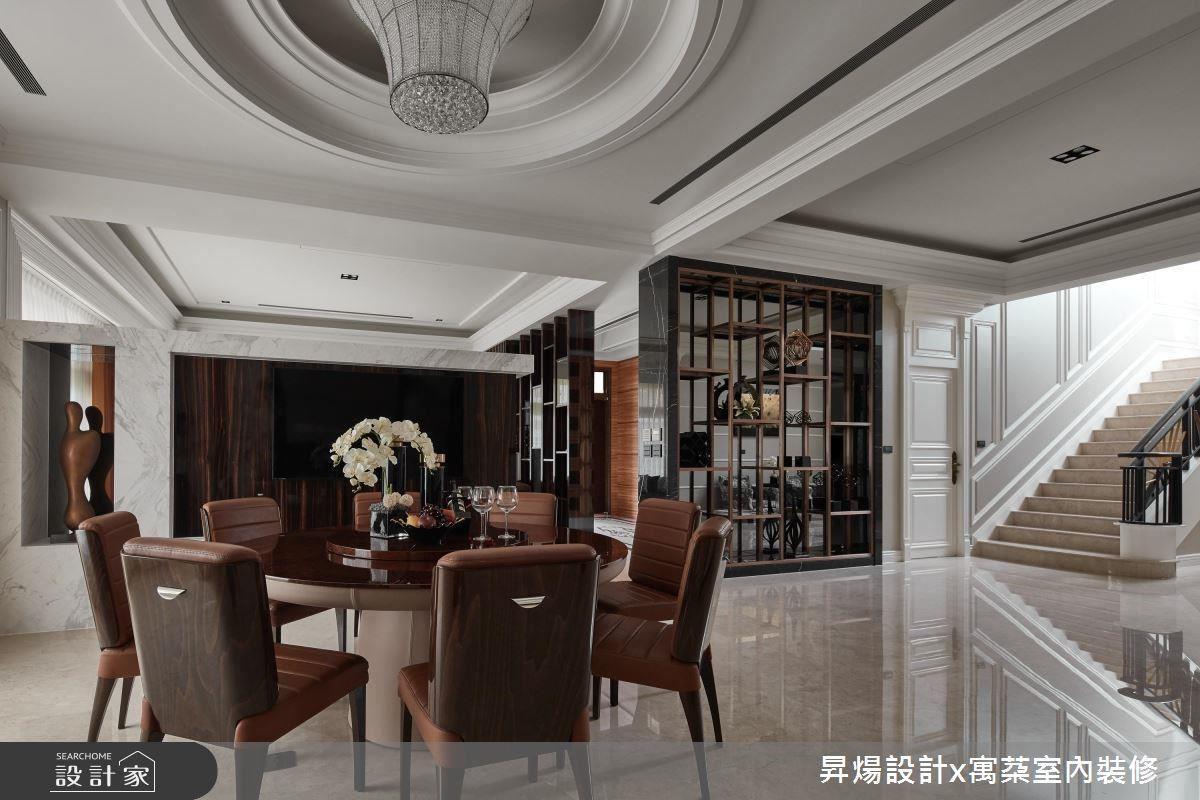 昇煬設計x寓䒳室內裝修總監林貝珍,豪宅設計作品。