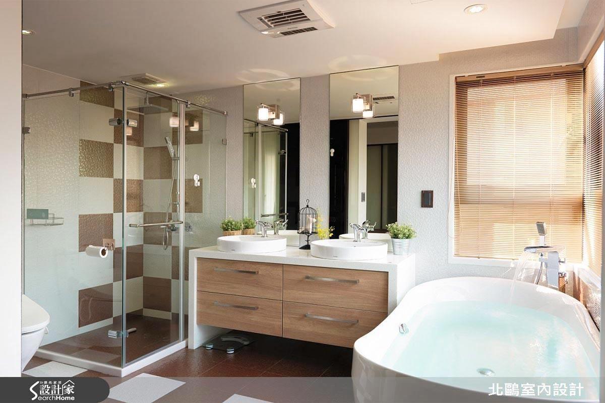 點擊可以看到更多衛浴個案圖片>>