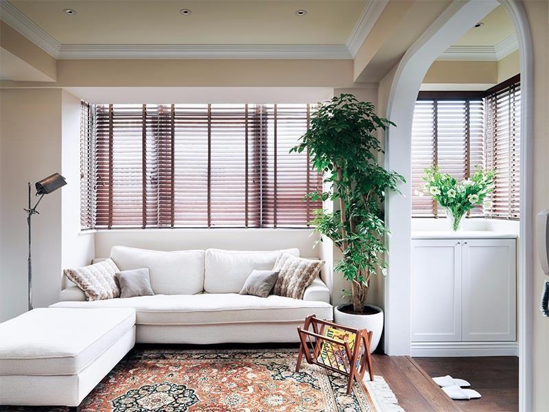 中古屋窗戶通常過於老舊,應先檢查有無漏水的問題,窗戶防水最好也要重新施作。圖片提供_齊舍設計
